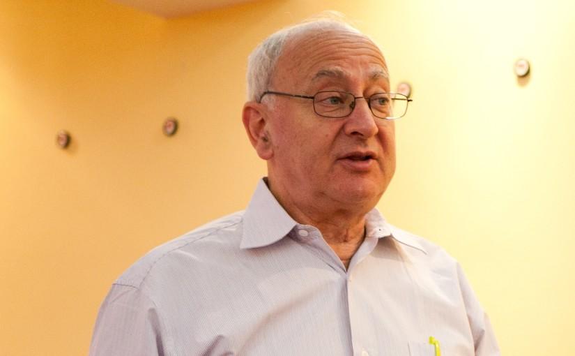 Dr. Jack Newman în România la invitatia Asociatiei ProMAMA – Un vis a devenit realitate!