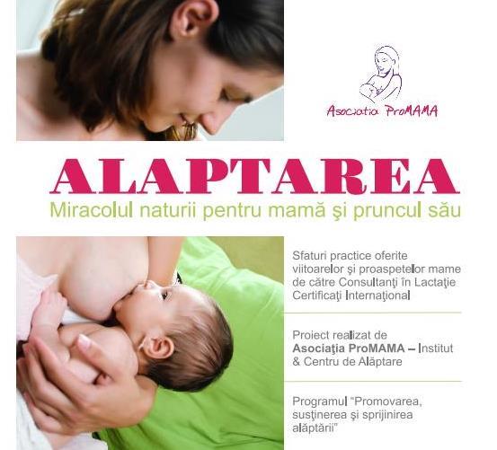 World Vision si ProMAMA  – parteneri in sustinerea alaptarii din Romania –