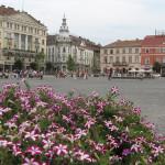 Piata Unirii, Cluj-Napoca