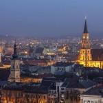 Cluj-Napoca by night