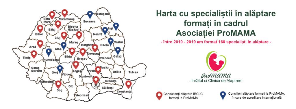 Harta IBCLC 2019